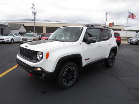 2016 Jeep Renegade for sale in Stevens Point, WI