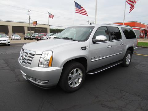 2012 Cadillac Escalade ESV for sale in Stevens Point, WI