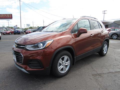 2019 Chevrolet Trax for sale in Stevens Point, WI