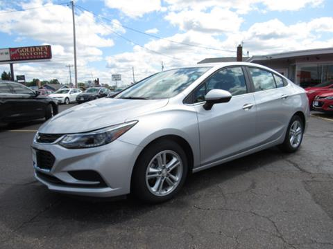2017 Chevrolet Cruze for sale in Stevens Point, WI