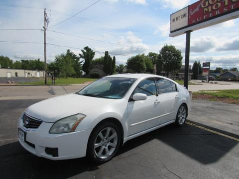 2008 Nissan Maxima for sale in Stevens Point, WI