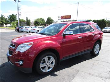 2014 Chevrolet Equinox for sale in Stevens Point, WI