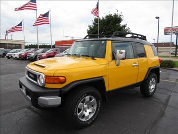 2007 Toyota FJ Cruiser for sale in Stevens Point, WI