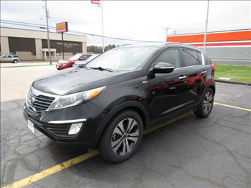2011 Kia Sportage for sale in Stevens Point, WI