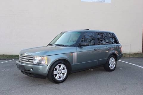 2005 Land Rover Range Rover for sale in Alexandria, VA