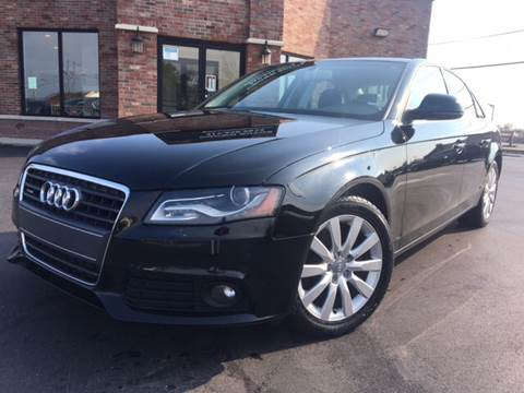 2009 Audi A4 for sale at Crown Autos in Indianapolis IN