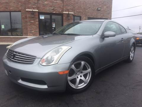 2003 Infiniti G35 for sale at Crown Autos in Indianapolis IN