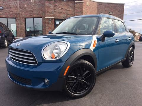2012 MINI Cooper Countryman for sale at Crown Autos in Indianapolis IN