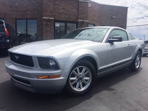 2007 Ford Mustang for sale at Crown Autos in Indianapolis IN