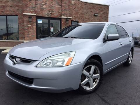 2004 Honda Accord for sale at Crown Autos in Indianapolis IN