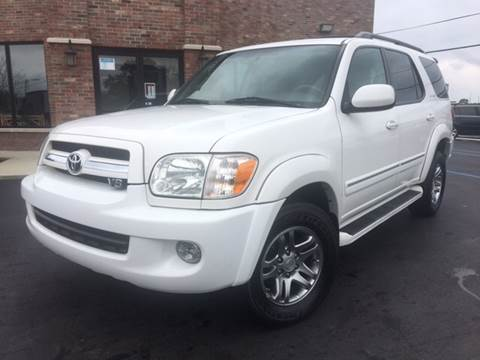 2005 Toyota Sequoia for sale at Crown Autos in Indianapolis IN