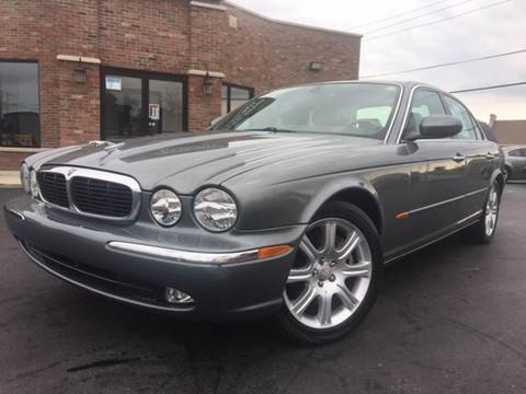 2004 Jaguar XJ-Series for sale at Crown Autos in Indianapolis IN