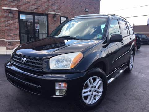 2002 Toyota RAV4 for sale in Indianapolis, IN