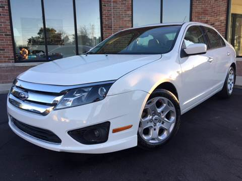 2010 Ford Fusion for sale in Indianapolis, IN