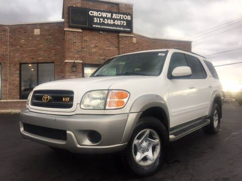 2002 Toyota Sequoia for sale in Indianapolis, IN