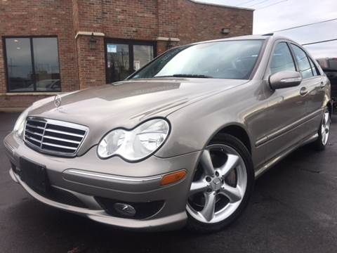 2006 Mercedes-Benz C-Class for sale in Indianapolis, IN