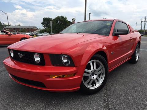 2005 Ford Mustang for sale in Indianapolis, IN