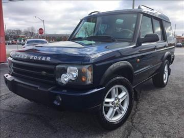 2003 Land Rover Discovery for sale in Indianapolis, IN