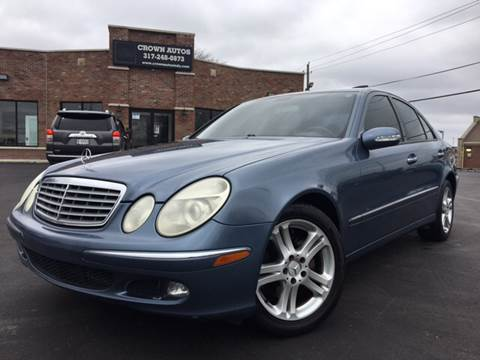 2006 Mercedes-Benz E-Class for sale in Indianapolis, IN