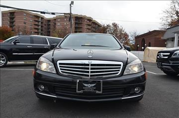 2011 Mercedes-Benz C-Class for sale in Arlington, VA