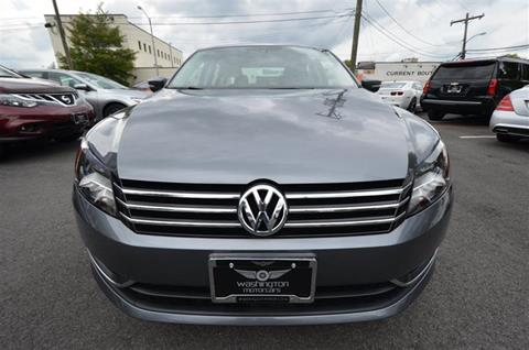 2014 Volkswagen Passat for sale in Arlington, VA