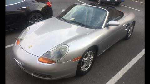 2001 Porsche Boxster for sale in Arlington VA
