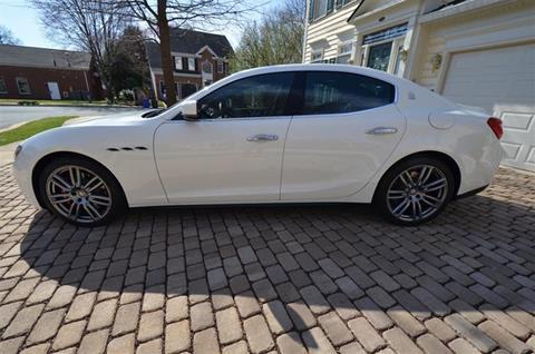 2016 Maserati Ghibli for sale in Arlington, VA