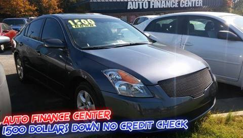 2008 Nissan Altima for sale in Woodbridge, VA