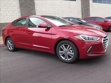 2017 Hyundai Elantra for sale in Henderson, NV