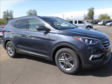 2017 Hyundai Santa Fe Sport for sale in Henderson, NV