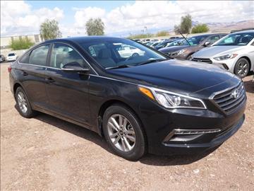2016 Hyundai Sonata for sale in Henderson, NV