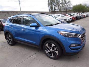 2016 Hyundai Tucson for sale in Henderson, NV