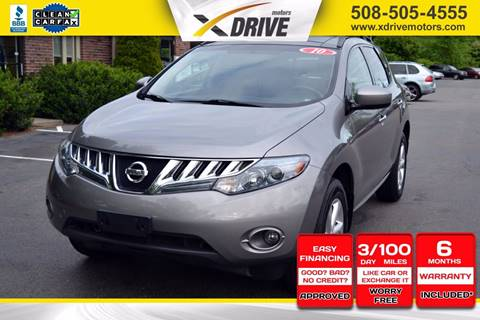 2010 Nissan Murano for sale in West Bridgewater, MA