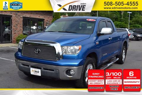 2007 Toyota Tundra for sale in West Bridgewater, MA
