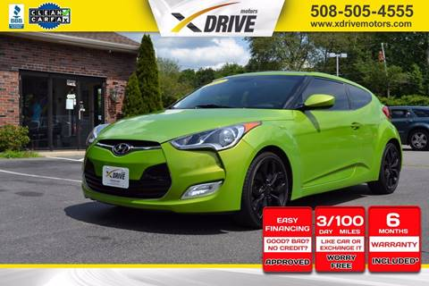 2012 Hyundai Veloster for sale in West Bridgewater, MA
