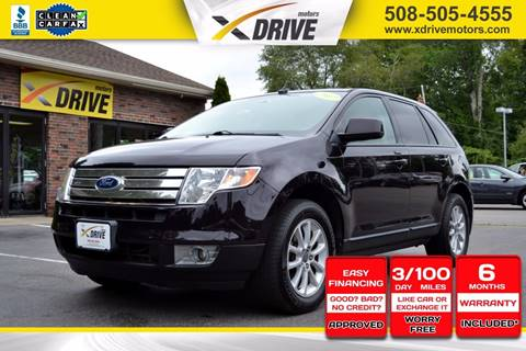 2007 Ford Edge for sale in West Bridgewater, MA