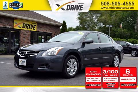 2011 Nissan Altima Hybrid for sale in West Bridgewater, MA