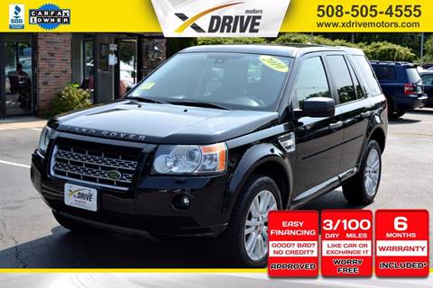 2010 Land Rover LR2 for sale in West Bridgewater, MA