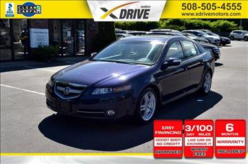 2008 Acura TL for sale in West Bridgewater, MA