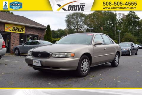 2003 Buick Century for sale in West Bridgewater, MA
