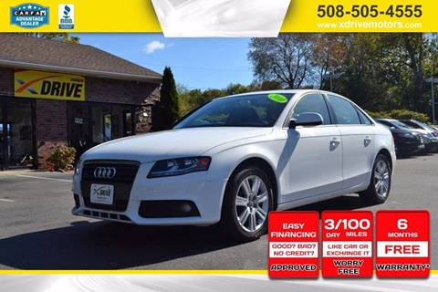 2010 Audi A4 for sale in West Bridgewater, MA