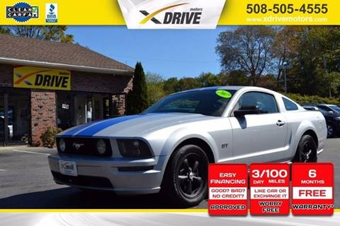 2007 Ford Mustang for sale in West Bridgewater, MA