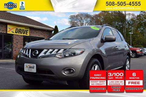 2009 Nissan Murano for sale in West Bridgewater, MA