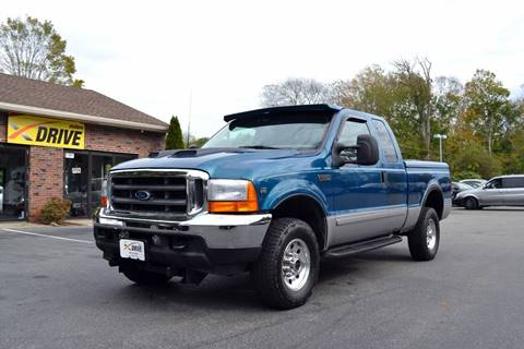 2001 Ford F-250 Super Duty for sale in West Bridgewater, MA