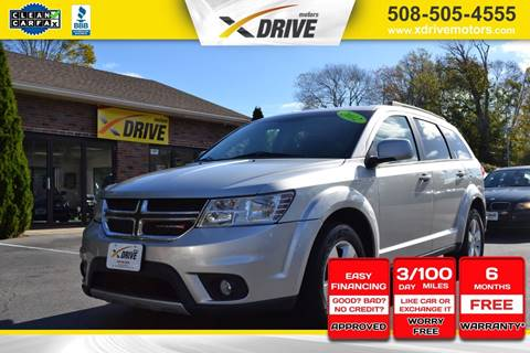 2012 Dodge Journey for sale in West Bridgewater, MA