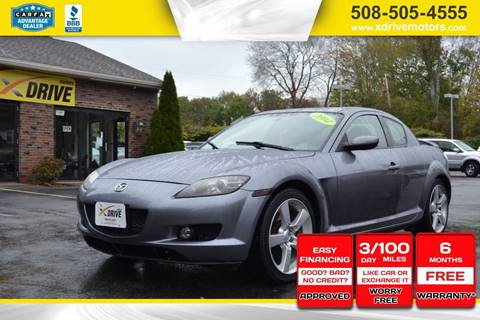 2004 Mazda RX-8 for sale in West Bridgewater, MA