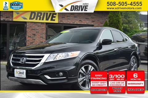 2013 Honda Crosstour for sale in West Bridgewater, MA