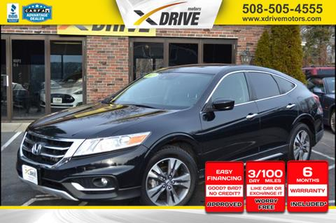 2013 Honda Crosstour for sale in West Bridgewater, MA