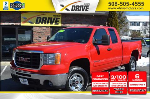2010 GMC Sierra 2500HD for sale in West Bridgewater, MA