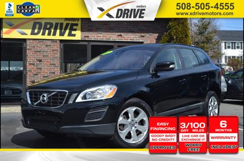2013 Volvo XC60 for sale in West Bridgewater, MA